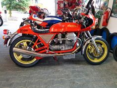 MAGNI Special Moto Guzzi - Raduno Magni Nürburgring 2014
