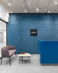 Uber EMEA's Amsterdam Office Embodies the Tech Brand's Global Ethos