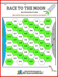 photo relating to Multiplication Facts Games Printable identify 61 Perfect Printable Math Game titles photos in just 2012 Math video games for