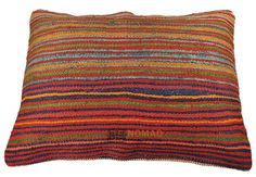 Kilim Pillow Cover 23.62  x 31.49  Persia Oriental Cushions 4028