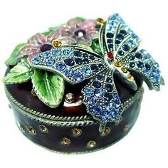 Another beautiful trinket box.