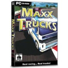 Maxx Trucks for PC from Just Games/Idigicon on CD