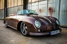 1957 Porsche Speedster | Old Pics Archive | Page 6
