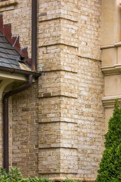 Quoin Corners And Water Table Brick Design Exterior