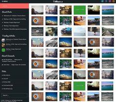 Tribal Creative - Theme wordpress themes photography free