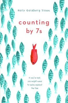 Counting By 7's is highly recommended for older elementary students.  If you loved Wonder or Out of My Mind (as I did), you will love this book!