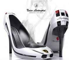 How cool would it be to wear Lambo shoes??