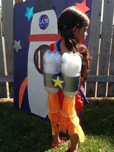 Space Party Jet Pack