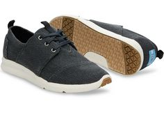 You'll be getting lots of mileage out of our action-inspired hybrid sneaker. The Del Rey combines the wearability of an athletic shoe with the friendly materials and style that TOMS is known for. Cheap Toms Shoes, Toms Shoes Outlet, Toms Outfits, Fashion Outfits, Beautiful Shoes, New Shoes, Athletic Shoes, Baby Shoes, Camino De Santiago