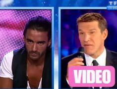 Secret Story : La belle gaffe de Benjamin Castaldi ! (VIDEO)