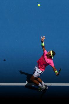 Rafael Nadal vs Mikhail Youzhny Open de Australia 2015