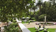 Mount Nelson Hotel: Spread over nine garden-filled acres, the hotel is all about Old World service and glamour.