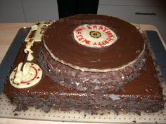 #Plattenspieler #Torte #turntable #cake #Plattenspieler Torte #turntable cake