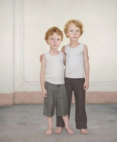 "Loretta Lux - ""Hugo and Dylan"" 1"