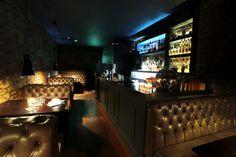The Washhouse – Manchester, England - Atlas Obscura Christmas In England, Speakeasy Bar, Manchester England, Liquor Cabinet, Europe, Home Decor, Decoration Home, Room Decor, Home Interior Design