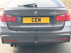 BMW 3 Series 2015 installed with Westfalia Detachable Swan Neck and Dedicated 13 Pin Electrics.  #CEN #bmw #bmw3 #bmw3series #bmwlife #bmwlove #bmwgram #bmwcars #westfalia #witter #towbar #germancars