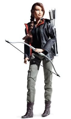 Barbie Collector Black Label - Katniss Everdeen Doll Barbie http://www.amazon.fr/dp/B007RTAR64/ref=cm_sw_r_pi_dp_kebuub1YXC7MT