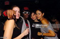 Lucie Prsalova, El-Malik, Sonya Tcherevkoff and guest (Photo by... #elmalik: Lucie Prsalova, El-Malik, Sonya Tcherevkoff and… #elmalik