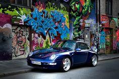 Perfect wheels. Perfect stance. Perfect colour. Perfect Porsche 993 Targa. #everyday993 #Porsche