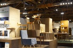 Furniture Exhibition Space