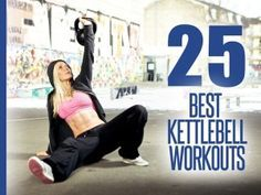 25 Best Kettlebell Workout Routines