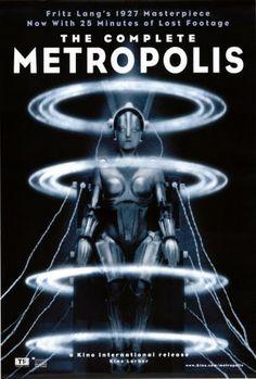 Metropolis - Poster på AllPosters.se