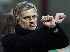 josè # the special one