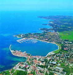 #Umag, #Istrien, #Kroatien