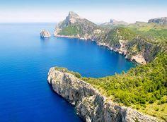 Het noordelijkste puntje van Mallorca is prachtig.