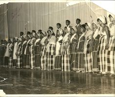 1960s at the National Theatre. Love the elegance and unity. The people have always been Somalia's most valuable resource.  https://twitter.com/vintagesomalia