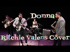 Donna - Ritchie Valens Cover - Cutty Flam - Happy Birthday Ritchie! 2014 - YouTube