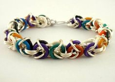 Image result for stretchy bracelets using o rings