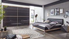 Wie Wär Es Mit Einem Schlafzimmer In Einem Dunklen Basalt Grau? Bei Dem  Neuen