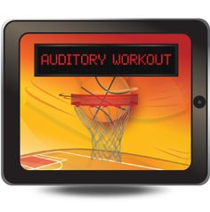 for students ages 4–10 who exhibit auditory processing disorders or other related disorders (e.g., receptive language disorder or autism). Auditory Workout is research-based and focuses on improving auditory attention and memory and auditory processing of verbal directions.  http://www.virtualspeechcenter.com/Styles/images/powerful/auditory_workout.png
