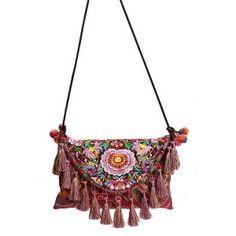34 Best Fashion Ethnic Embroidered Bags images  1d4967dc10ee3