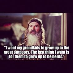 In an interview Phil Robertson of 'Duck Dynasty' was asked a question, he answered what he believes. A&E doesn't like Phil's beliefs and have kicked him off the show 'Duck Dynasty'. Duck Dynasty, Dynasty Tv, Robertson Family, Phil Robertson, That Way, Just For You, Duck Commander, Down South, Before Us