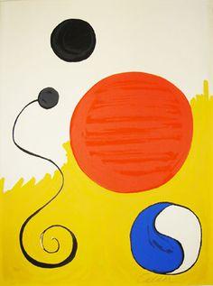 Alexander Calder Prints -