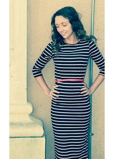 447e8bf3b7 Womens 3 4 Sleeve Solid Basic Dress