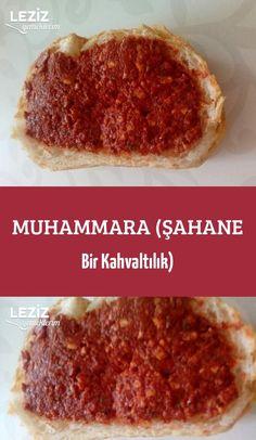Muhammara (Şahane Bir Kahvaltılık)