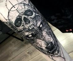 Very cool tattoo