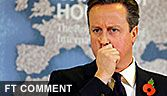 Cameron, Brexit and winning heads - UK prime minister David Cameron has said he wouldn't rule out backing Brexit in a speech laying out his demands for EU reform. FT political commentator Janan Ganesh discusses the threat of Brexit with comment and analysis editor Frederick Studemann.  Most popular   http://wp.me/p6wsnp-4kV