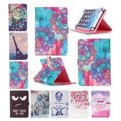 For DEXP Ursus 10M 3G 10.1 inch 9.7'' tablet cover PU Leather case funda tablet 10.1 universal bags+screen protector film+stylus  — 756.05 руб. —