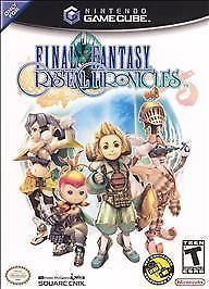 Final Fantasy: Crystal Chronicles (Nintendo GameCube, 2004) New and sealed