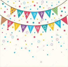 Banner Design Templates for Birthday (9) | PROFESSIONAL TEMPLATES Happy Birthday Banner Printable, Birthday Banner Design, Printable Birthday Banner, Custom Birthday Banners, Birthday Card Template, Happy Birthday Fun, Happy Birthday Banners, 30 Birthday, Card Birthday