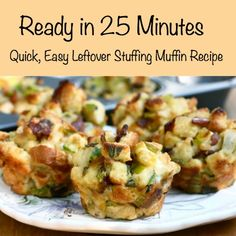 You've opened up the fridge to find MORE LEFTOVERS! It's usually quite exciting for the first day or so, however, after day two the family is done with turkey! Creative ideas are fleeting. I feel you! I'm just going to leave this Thanksgiving Stuffing Muffin recipe right here! Before Zoe was born, a few other…