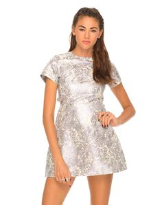 Motel Cheeky Cut Out Dress in Lilac Haze, TopShop, ASOS, House of Fraser, Nasty gal
