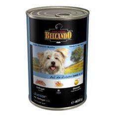 Belcando Junior  Hrana za mlade pse, konzerva  http://www.apetit.rs/belcando-junior-400gr