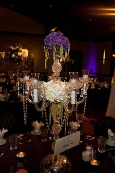 #wedding #centerpiece