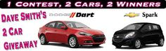 Dave Smiths 2 #Car Giveaway #Sweepstake