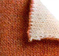 Reversible Knit Snuggle